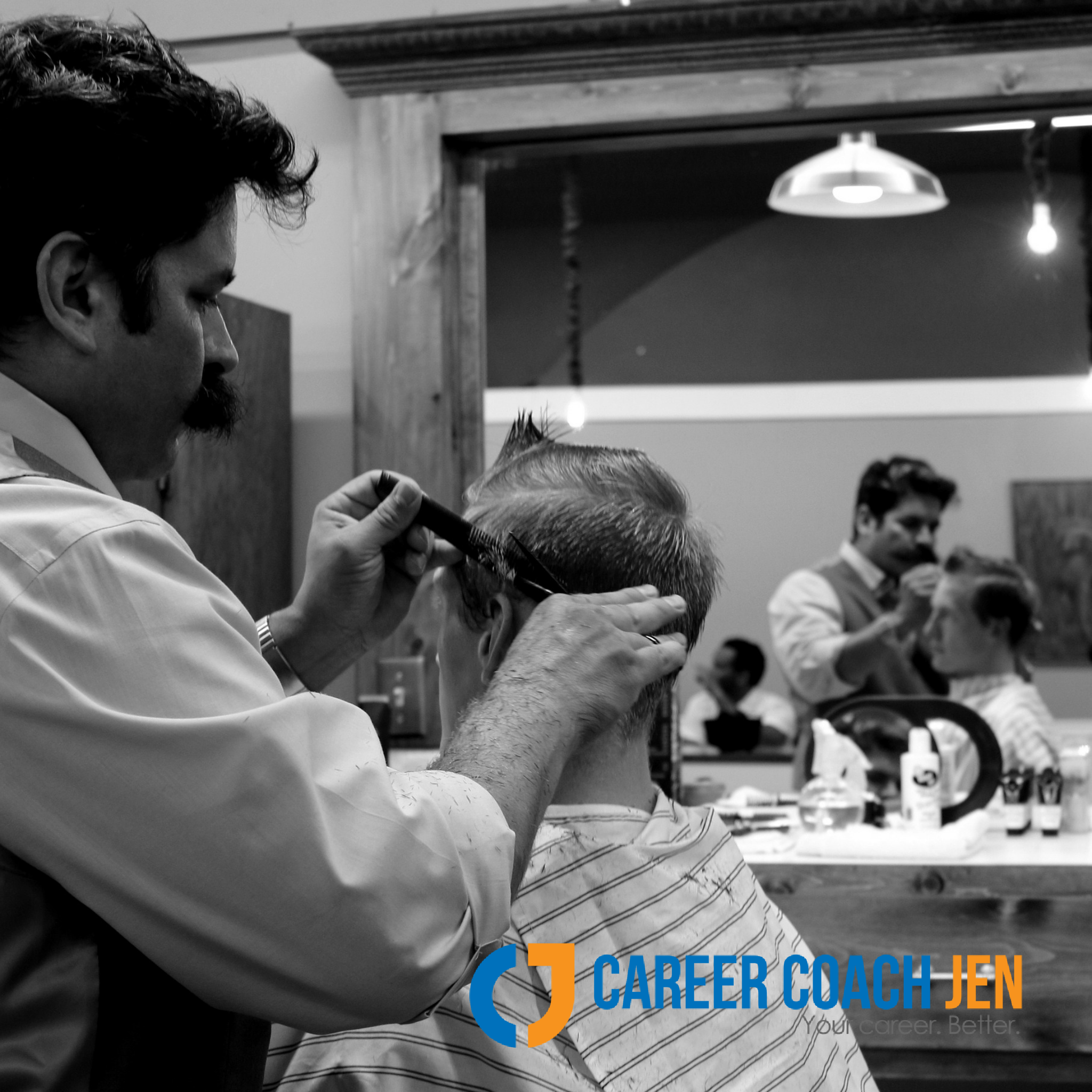 Hairstyles and Personal Brand — Career Coach Jen